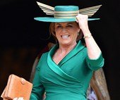"Sarah Ferguson discusses her relationship with Prince Andrew: ""The way we are is our fairy tale"""