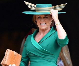 "Sarah Ferguson on Prince Andrew: ""The way we are is our fairy tale"""