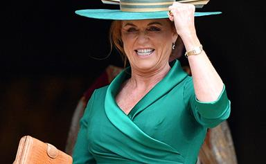"""Sarah Ferguson on Prince Andrew: """"The way we are is our fairy tale"""""""