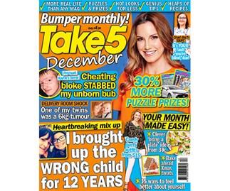 Take 5 Bumper Monthly December Issue