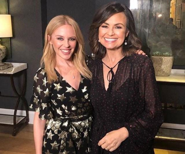 Lisa Wilkinson, Kylie Minogue