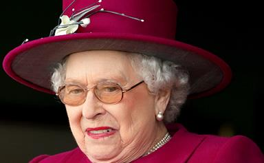 The Queen found a SLUG in her salad and her sassy reaction was priceless