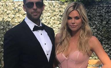 """Sophie Monk has gone public with her mysterious new boyfriend: """"I've never been so happy!"""""""