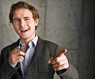 The Walking Dead's Aussie Star Callan McAuliffe is going places