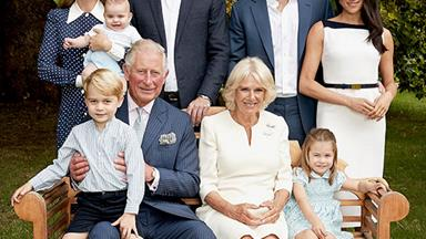 Happy birthday, Your Royal Highness! Prince Charles rings in his milestone 70th with beautiful new family photos