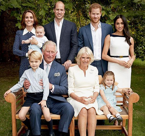 What royal feud?