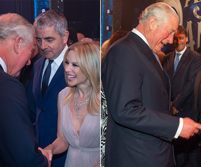 Inside Prince Charles' star-studded birthday bash to kick off his 70th celebrations