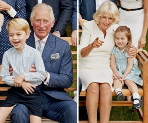 5 things you completely missed in Prince Charles' 70th birthday portraits