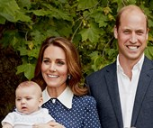 He's growing up fast! Who does Prince Louis look like?