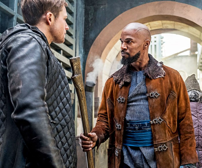 "The cast of Robin Hood spill on ""contemporary"" reimagining of the classic English tale"