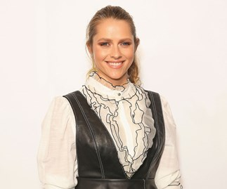 Teresa Palmer is preparing for a new chapter – and it all starts at home