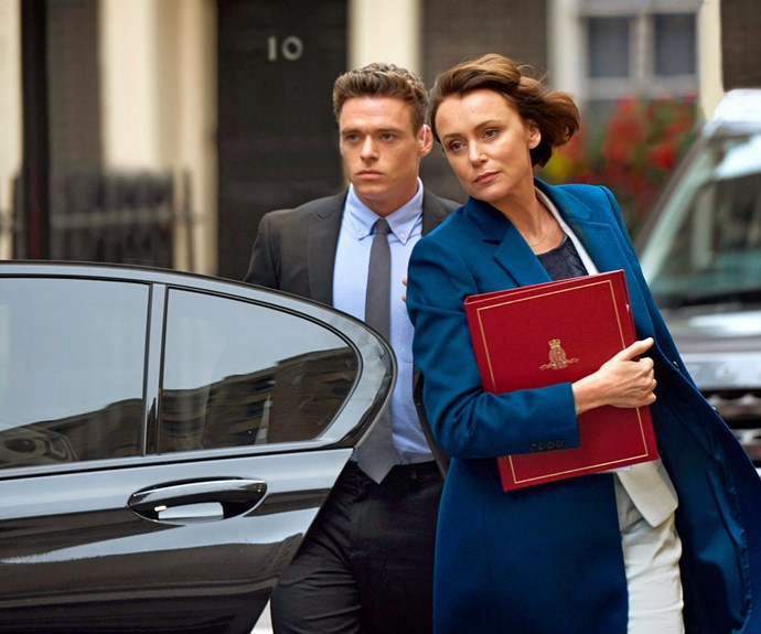 Five reasons we love Netflix's new series Bodyguard