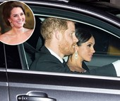 Duchess Meghan and Duchess Catherine lead the glamour at Prince Charles' 70th birthday bash