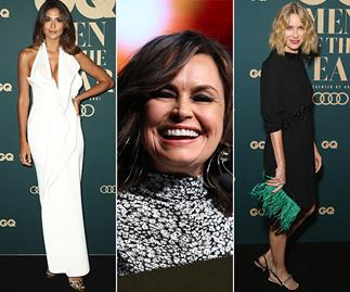 Aussie A-Listers glam up for GQ Men of the Year Awards