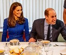 Prince William and Duchess Catherine cook up a storm for young homeless people