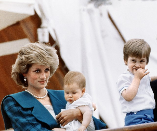 It's so touching to see Diana remembered in Charles' milestone moment. *(Image: Getty)*