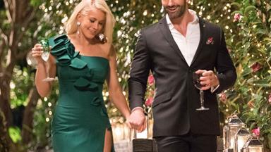 The Bachelorette Australia 2018: Ali Oetjen chooses Taite Radley in emotional finale