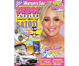 Woman's Day Superpuzzler Issue 131