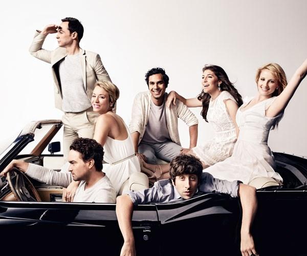 The stars of The Big Bang Theory prepare to say goodbye
