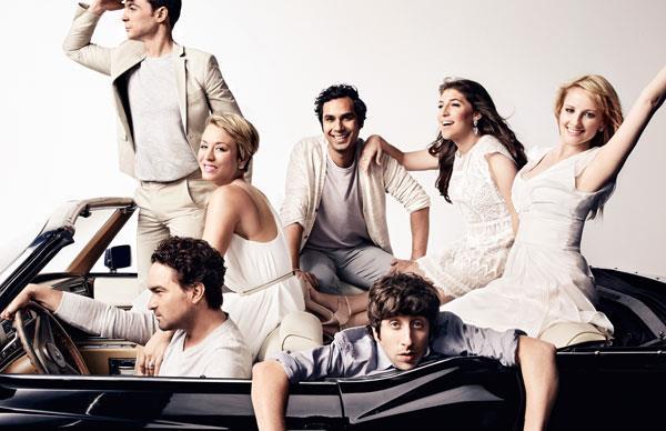 EXCLUSIVE: The stars of The Big Bang Theory say goodbye