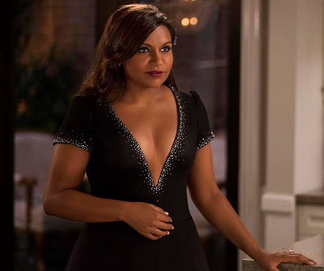 mindy project christmas