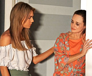 Tori faces an emergency on Home and Away: Will the baby be ok?