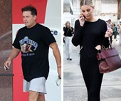 Karl Stefanovic's wedding body blitz