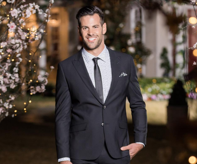 The Bachelorette's Rob Colangelo is off the market and you will definitely recognise his new lady