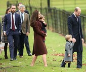 Did James Middleton reveal that Prince William and Duchess Catherine are coming for Christmas?