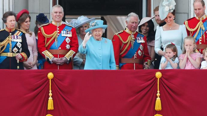 A famous member of the royal family has snuck into Sydney without us even noticing