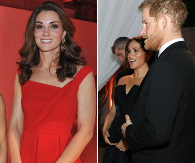 Inside Kate, Meghan, William and Harry's 'secret' dinner