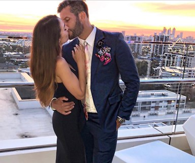 EXCLUSIVE: Sam Wood talks his and Snezana Markoski's wedding prep and his fitness tips for new mums