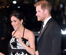 Prince Harry and Duchess Meghan's glamorous night out for the Royal Variety Performance