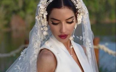 "Lisa Origliasso from The Veronicas shares a more ""personal"" look into her wedding weekend"