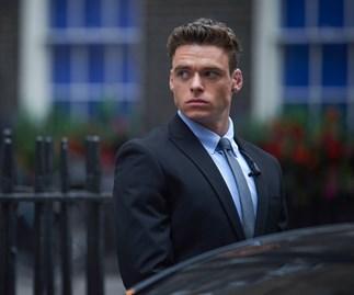 Richard Madden confirms Bodyguard Season 2 talks are underway