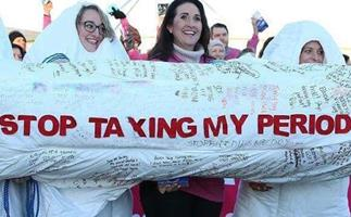 EXCLUSIVE: Meet one of the leading women behind the Tampon Tax