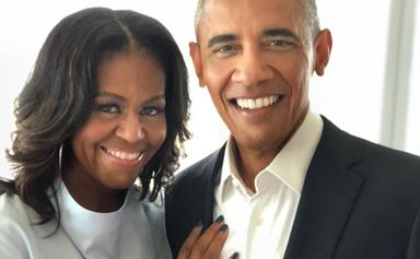 """The very """"Obama"""" way Barack proposed to Michelle"""