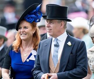 Sarah Ferguson, Prince Andrew