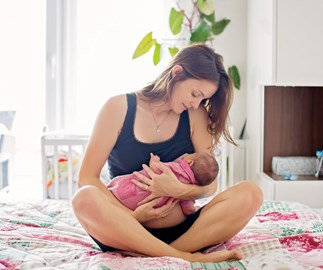 Is it safe to breastfeed when sick?