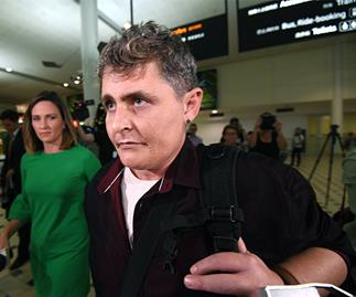 Bali Nine drug smuggler Renae Lawrence returns to Australia