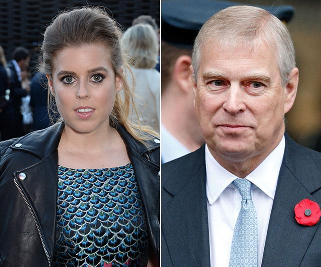 Princess Beatrice joins dad Prince Andrew in Sydney, but it's not for the reason you'd expect