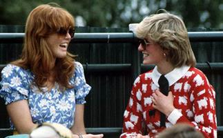 """Sarah Ferguson says Princess Diana would have been """"so proud"""" of Prince William and Prince Harry"""