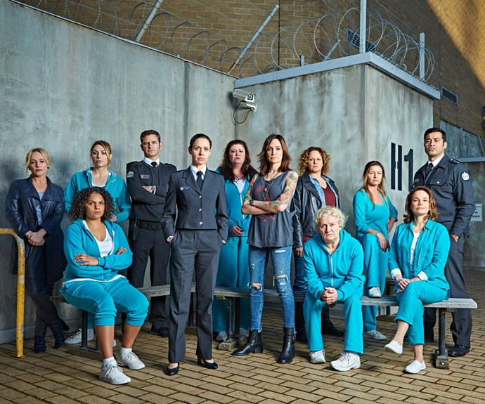 Fans rejoice over unconfirmed reports Wentworth will return for more episodes