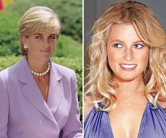 Princess Diana's secret daughter