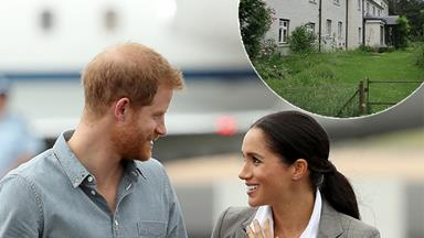 Meghan Markle and Prince Harry are moving into a new house, and away from Kate and William