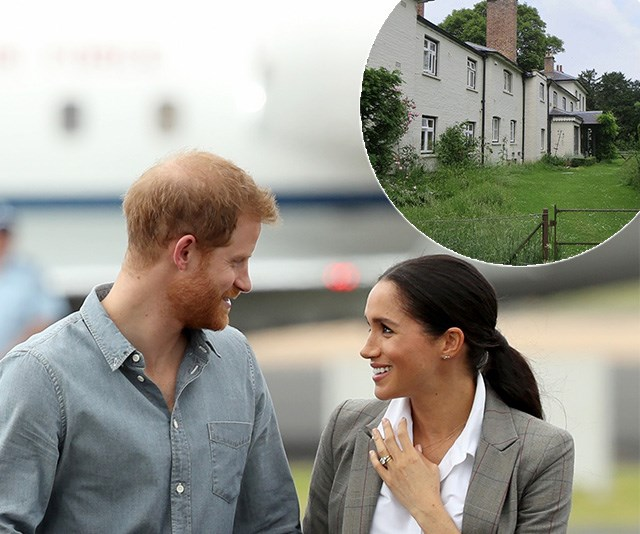 The Duke and Duchess are making the move to Frogmore Cottage. *(Images: Getty Images/Twitter @patriciatreble)*