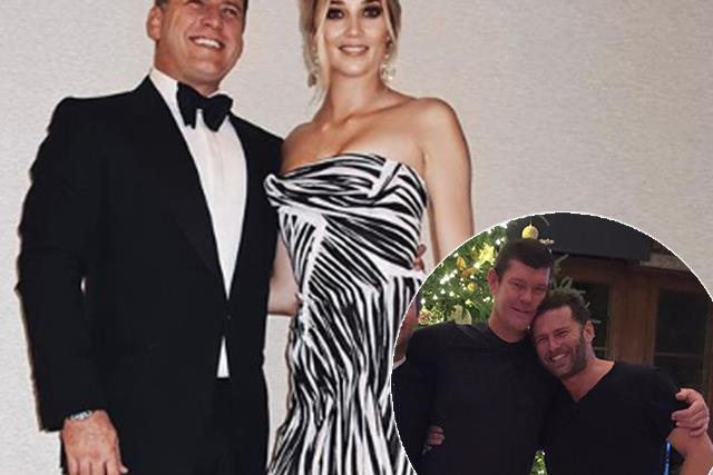 James Packer is stepping up as Karl Stefanovic's best man at his upcoming Mexican wedding