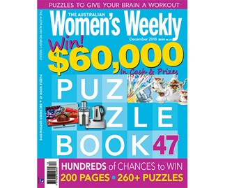The Australian Women's Weekly Puzzle Book Issue 47