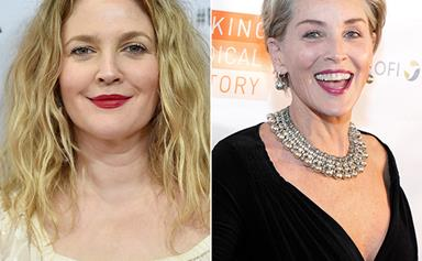 This dating app is taking the celebrity world by storm, and Drew Barrymore and Sharon Stone are on board!