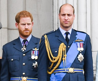 Insiders suggest a royal feud between Prince William and Prince Harry is brewing